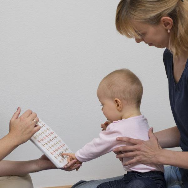 Kognitivní rozvoj miminka a batolete