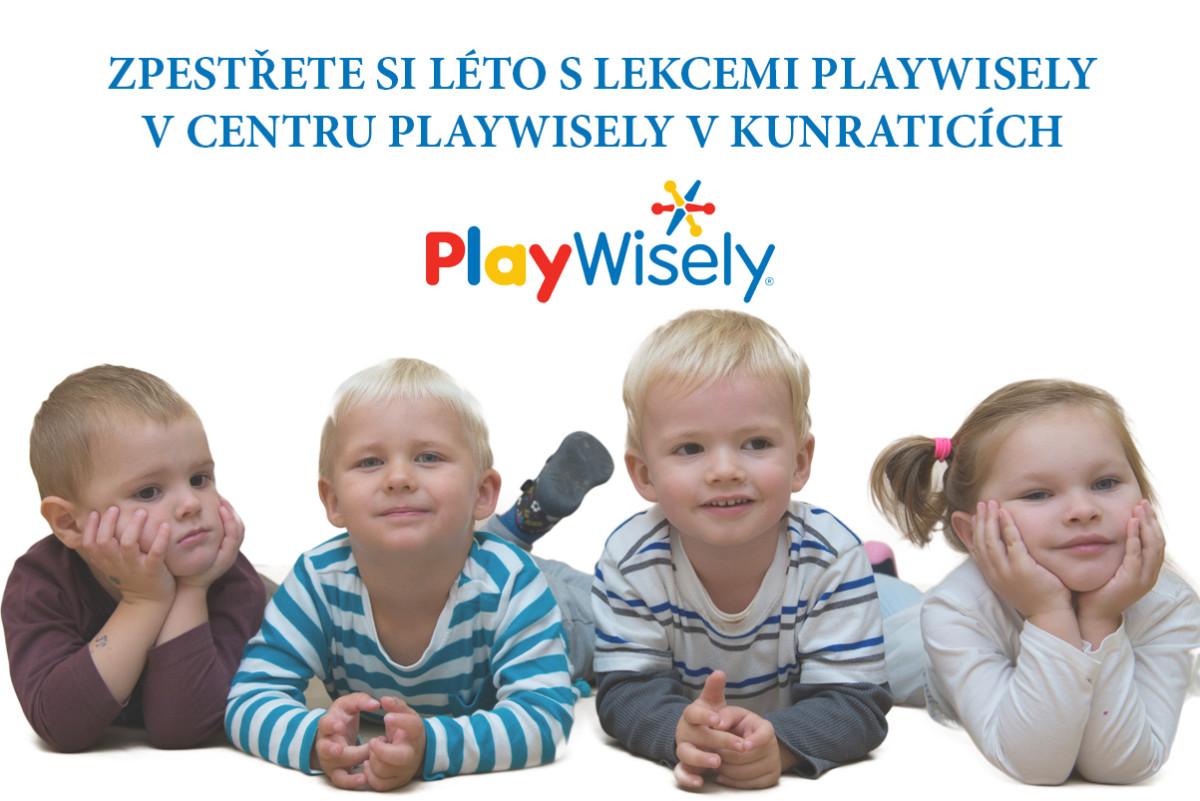 Zpestřete si léto lekcemi PlayWisely