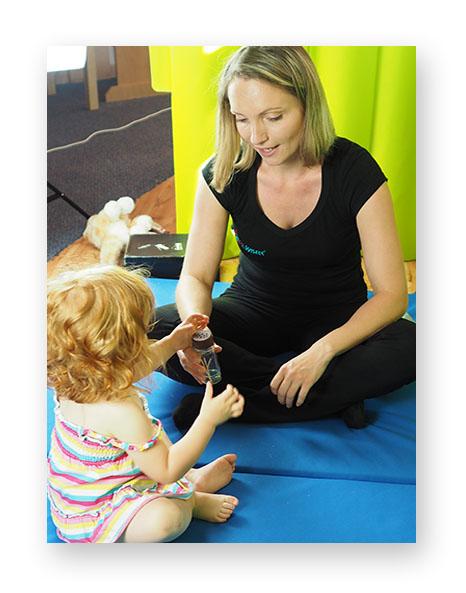 Aktivita na doma pro děti od cca 18 měsíců