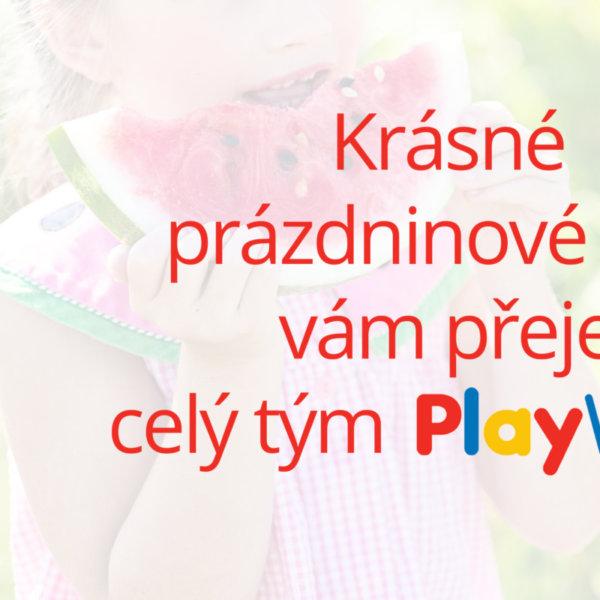 Přejeme vám krásné prázdniny!